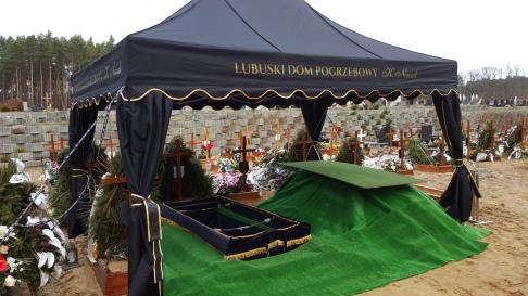 Ceremonia Pogrzebowa w Zielonej Górze