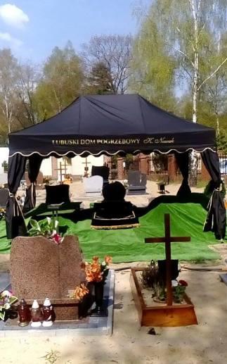 Ceremonia Pogrzebowa w Czerwieńsku