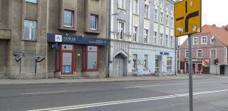 Biuro obsługi Zielona Góra Wrocławska 1